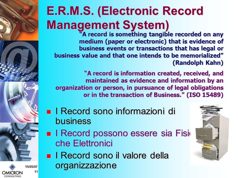 11 15/05/07 E.R.M.S.