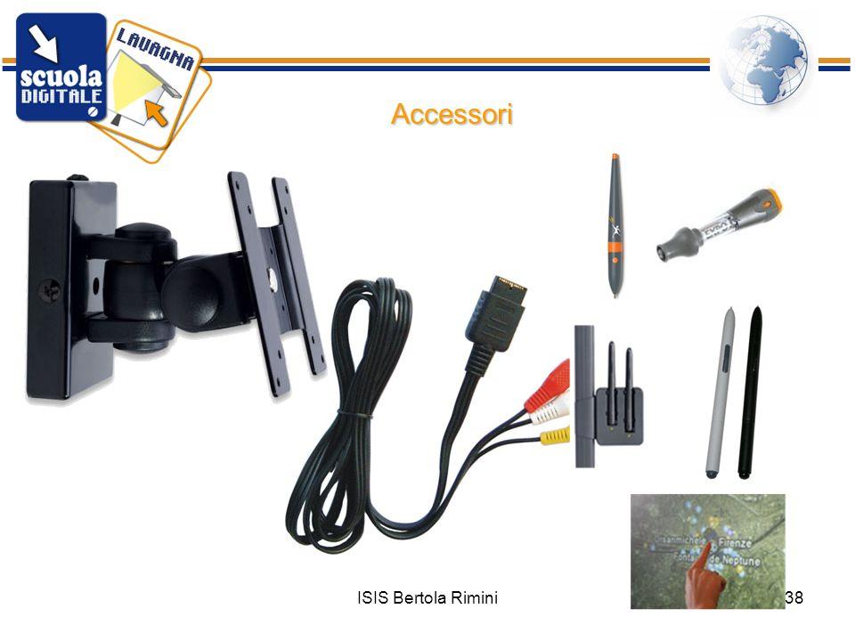 ISIS Bertola Rimini38 Accessori