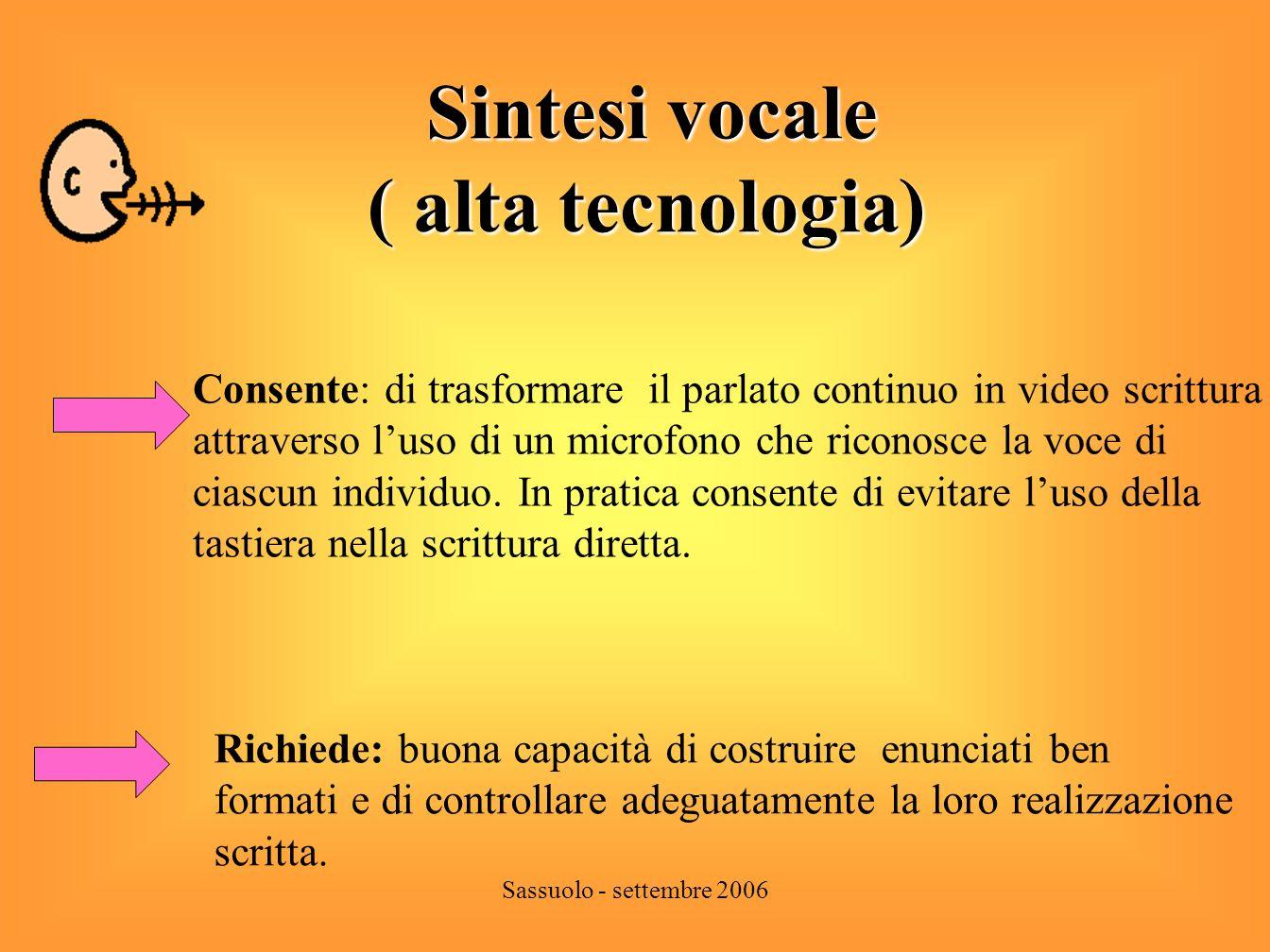 Sassuolo - settembre 2006 Quali aiuti per le difficoltà nella matematica? nella matematica?