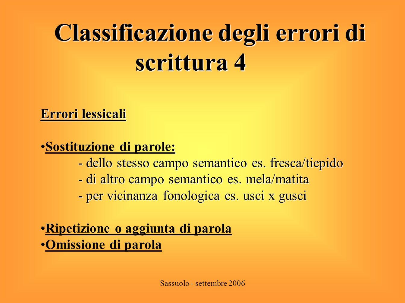 Sassuolo - settembre 2006 2 2