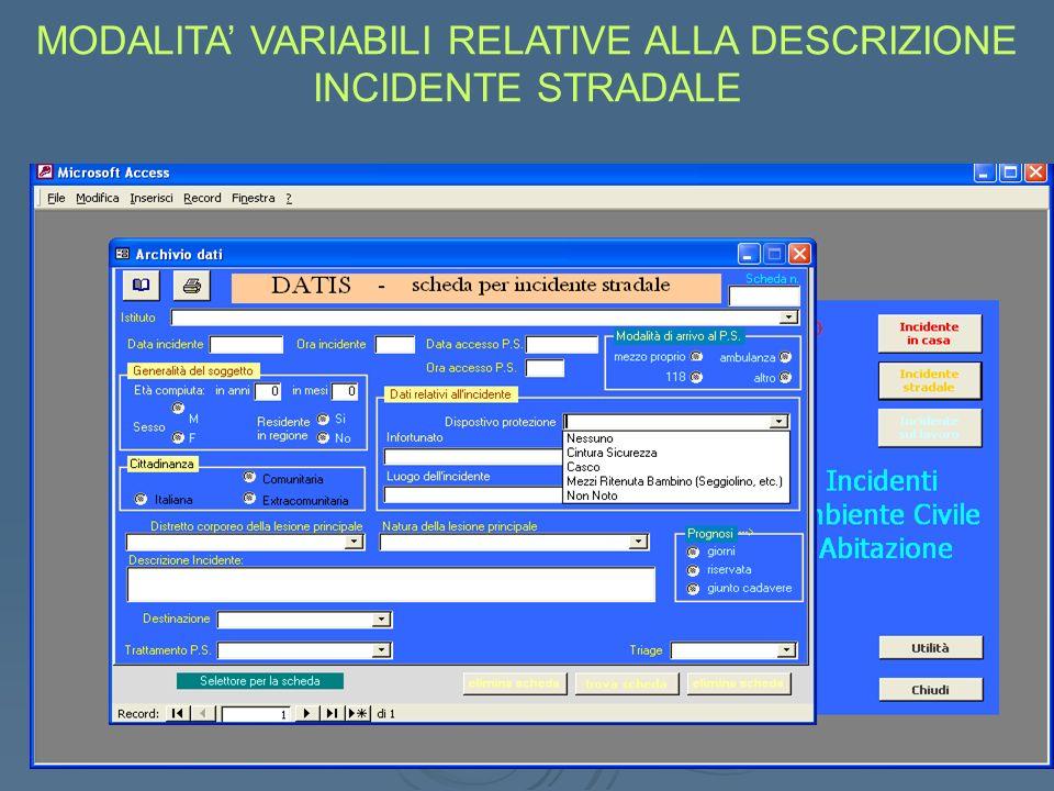 Applicazione Rilevazione HLA – modulo intervento