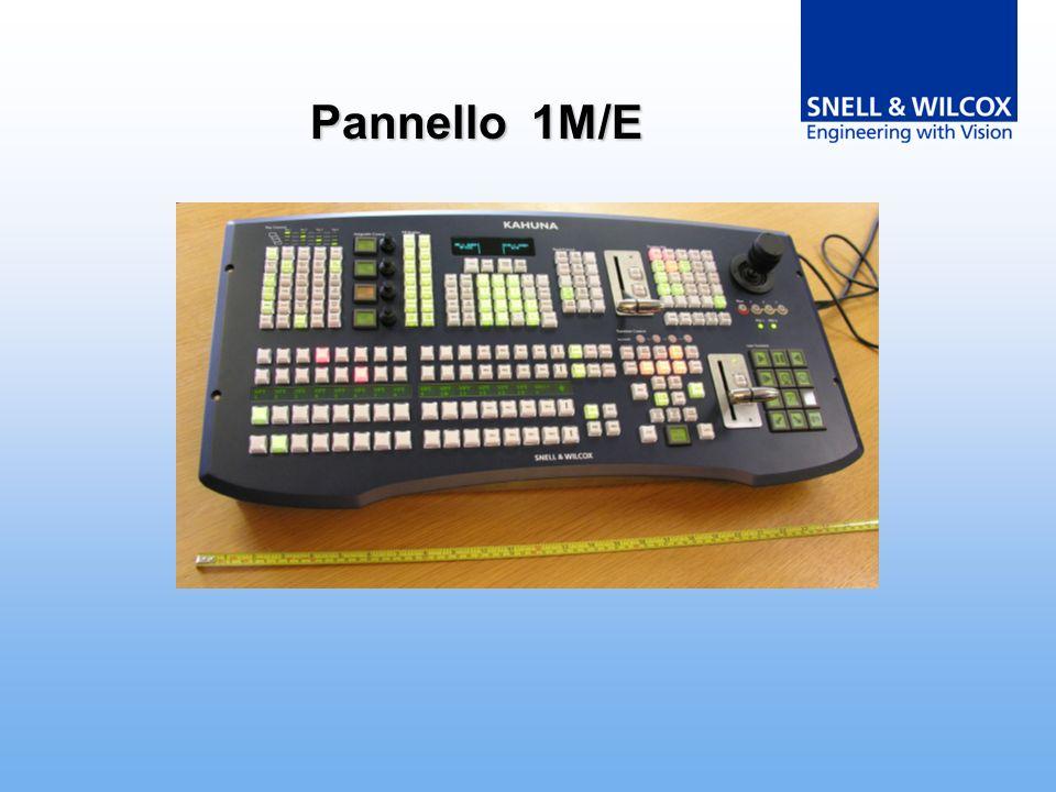 Pannello 1M/E