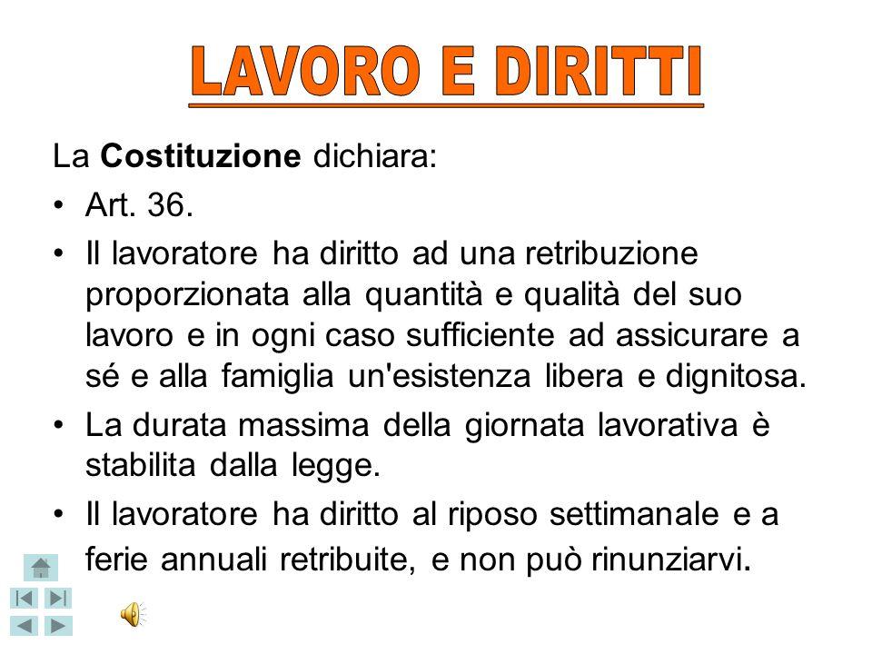 Dopo 60 anni dalla nascita della Costituzione, con il decreto del 15 giugno 2007 viene pubblicata la La Carta dei Valori afferma limpegno dellItalia p