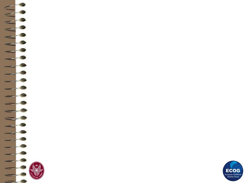 La globesità: combattere lepidemia dellobesità infantile partendo dagli stili di vita sani Andrea Vanía Presidente ECOG, Membro dei CD SINUPE e SIO Coordinatore Gruppo Trasv.