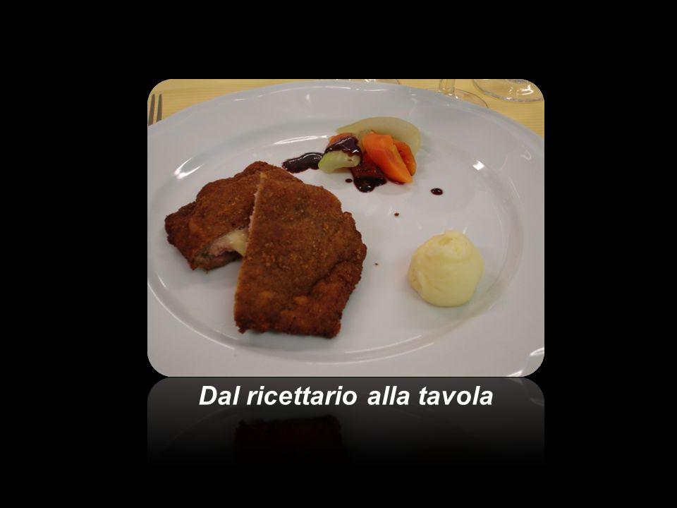 Dal ricettario alla tavola