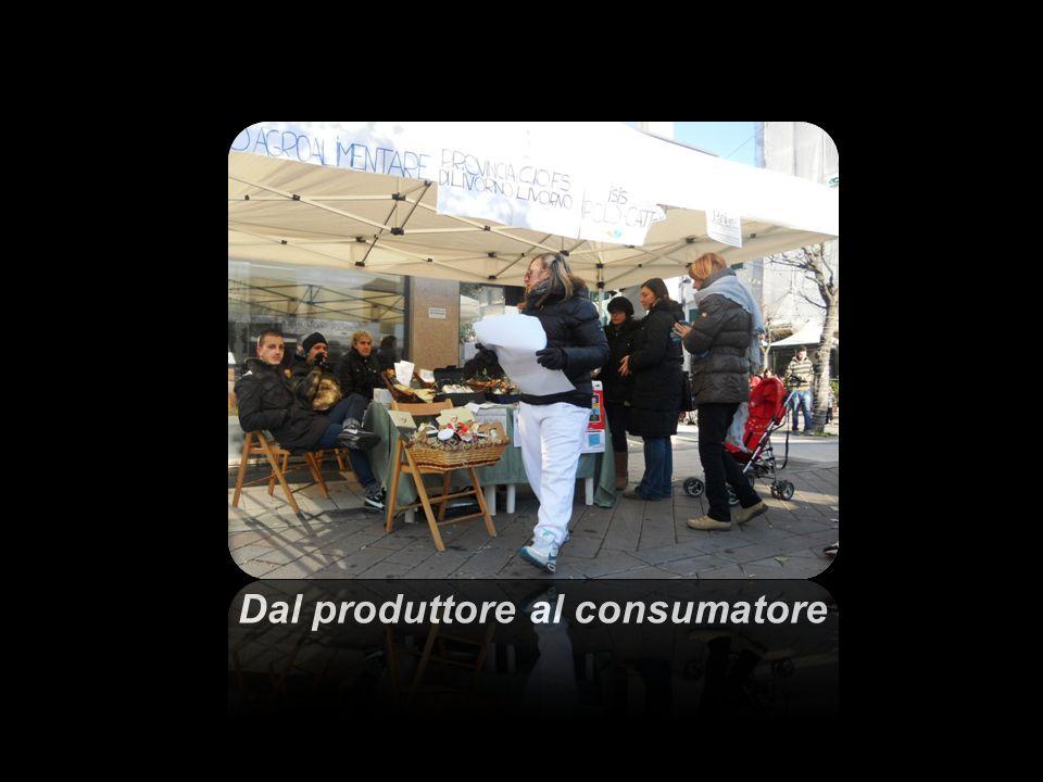 Dal produttore al consumatore
