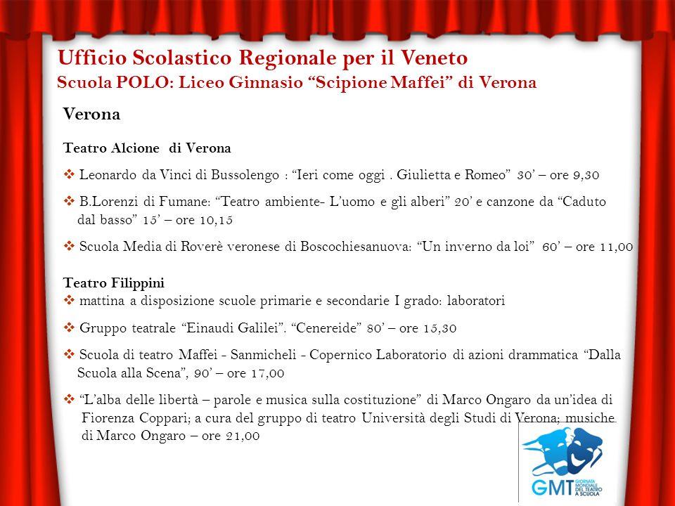 Scipione Maffei Piano il Veneto Scuola Polo Liceo Ginnasio Scipione Maffei di Verona Verona