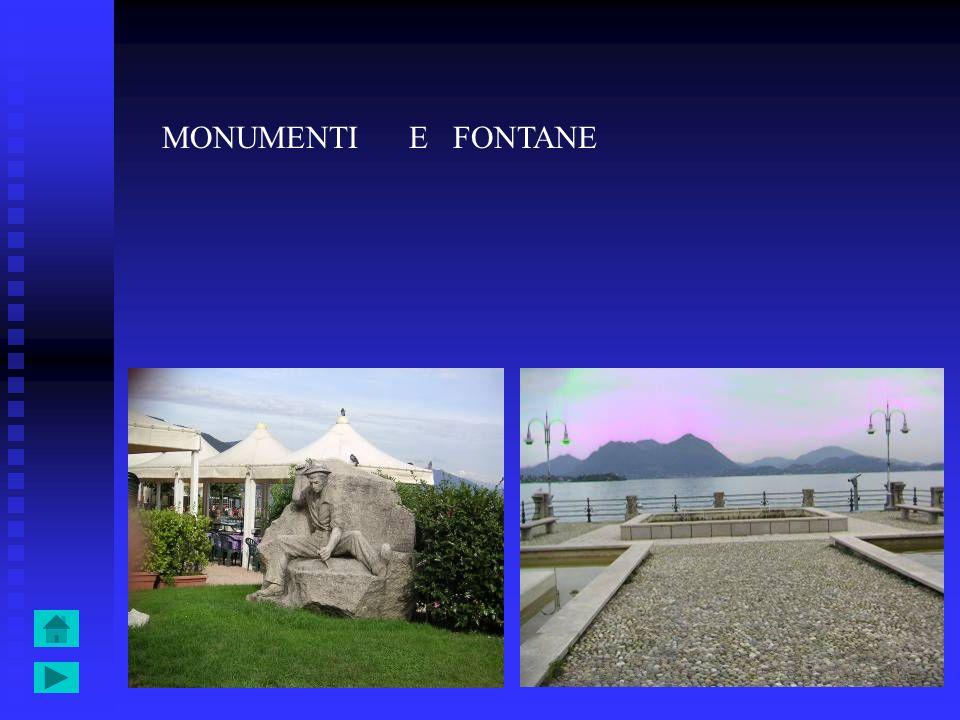 MONUMENTI E FONTANE