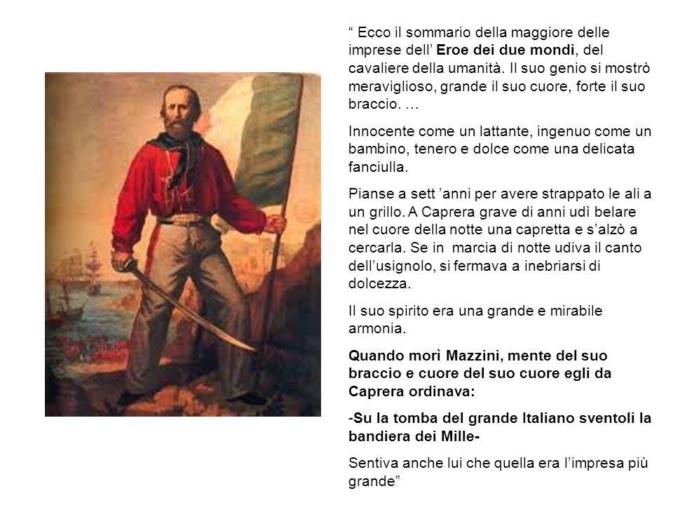 Teano Scendeva da Venafro Vittorio Emanuele; e Garibaldi la mattina del 24 mosse con due brigate a incontrarlo. Si incontrarono il 26 ottobre presso T