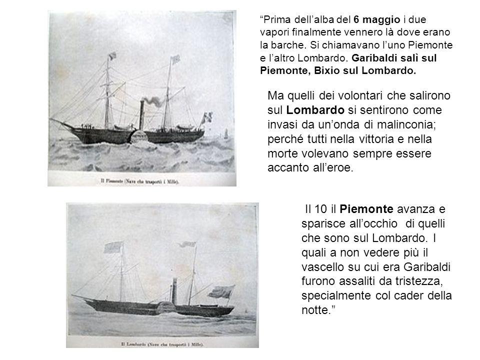 Il 10 il Piemonte avanza e sparisce allocchio di quelli che sono sul Lombardo.