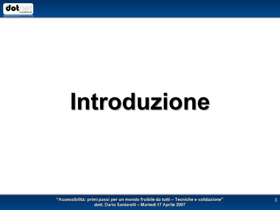 3 Introduzione