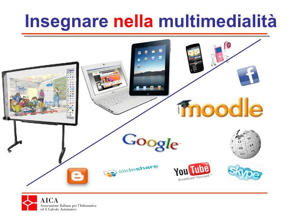 Insegnare nella multimedialità
