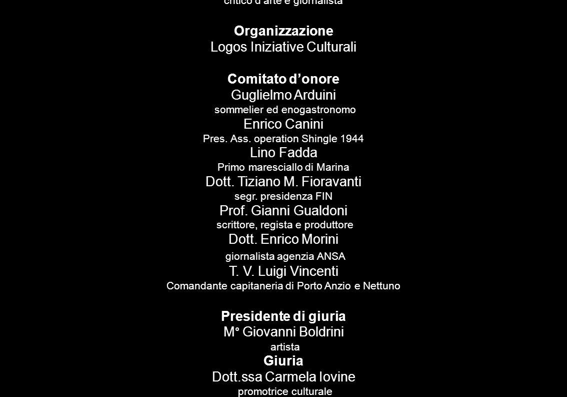 Presidente onorario Paolo Barelli Pres. Federazione Italiana Nuoto Ideazione, curatela e presentazione Maria Claudia Simotti critico darte e giornalis