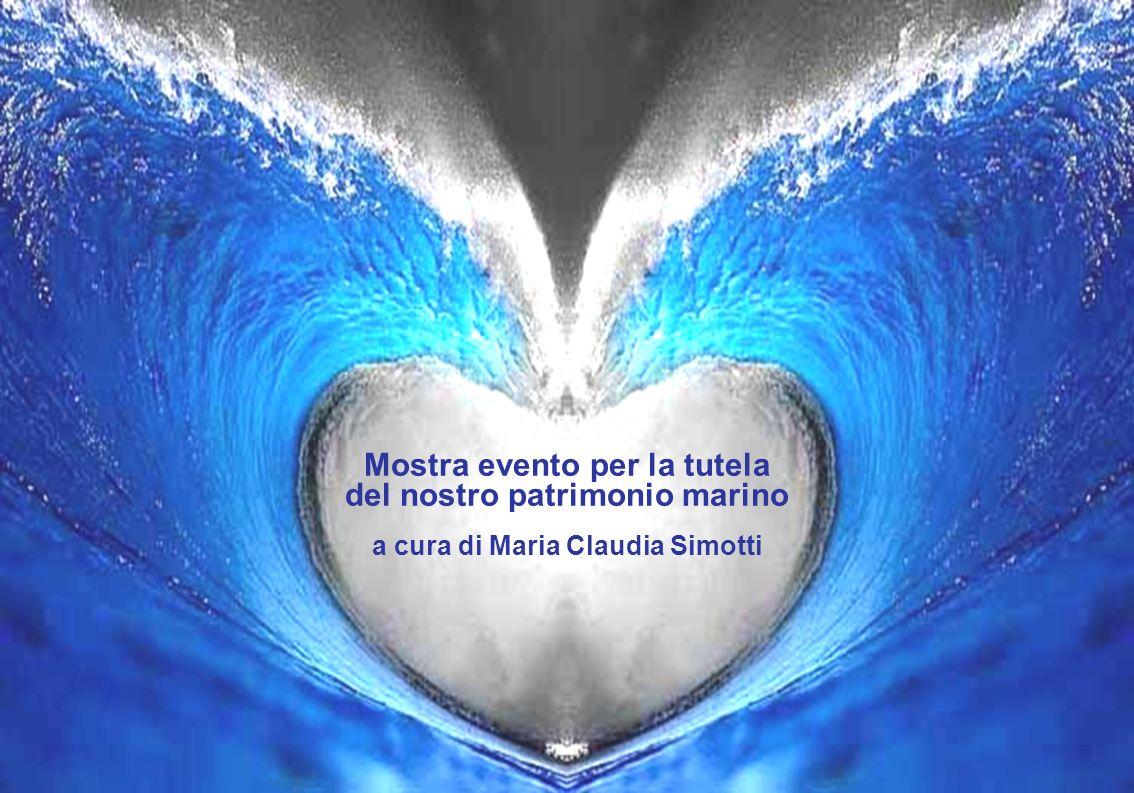 Mostra evento per la tutela del nostro patrimonio marino a cura di Maria Claudia Simotti