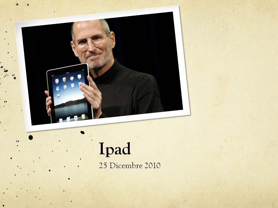 Ipad 25 Dicembre 2010