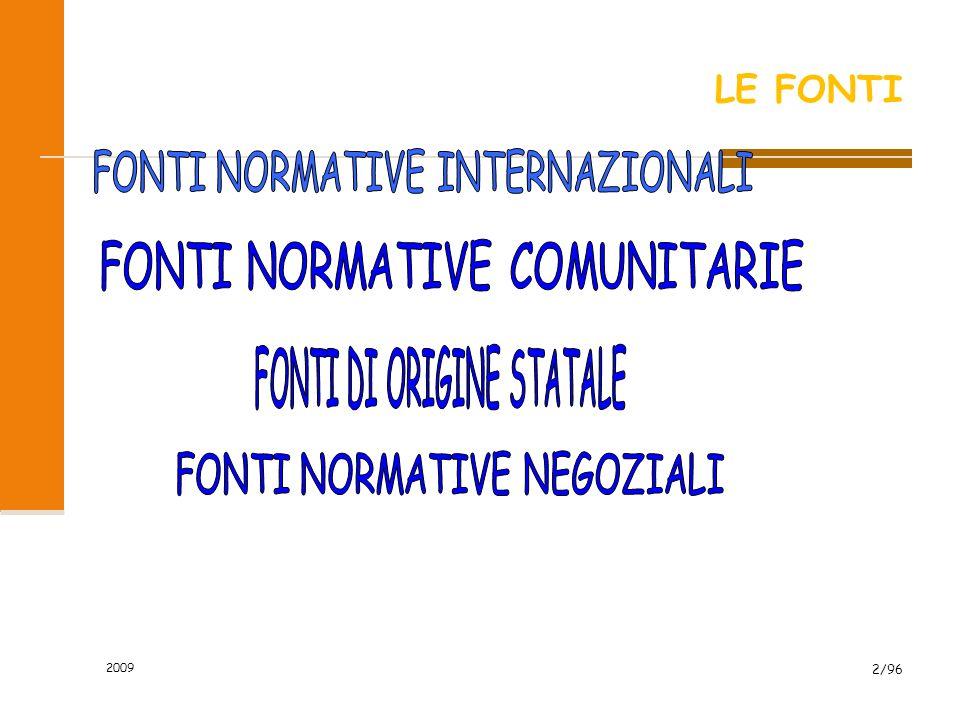 2009 2/96 LE FONTI