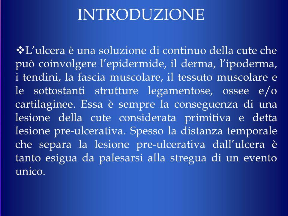 Bari 08 october 201315 Principi-Guida Interattivi dellAssistenza delle Ulcere Vascolari allArto Inferiore