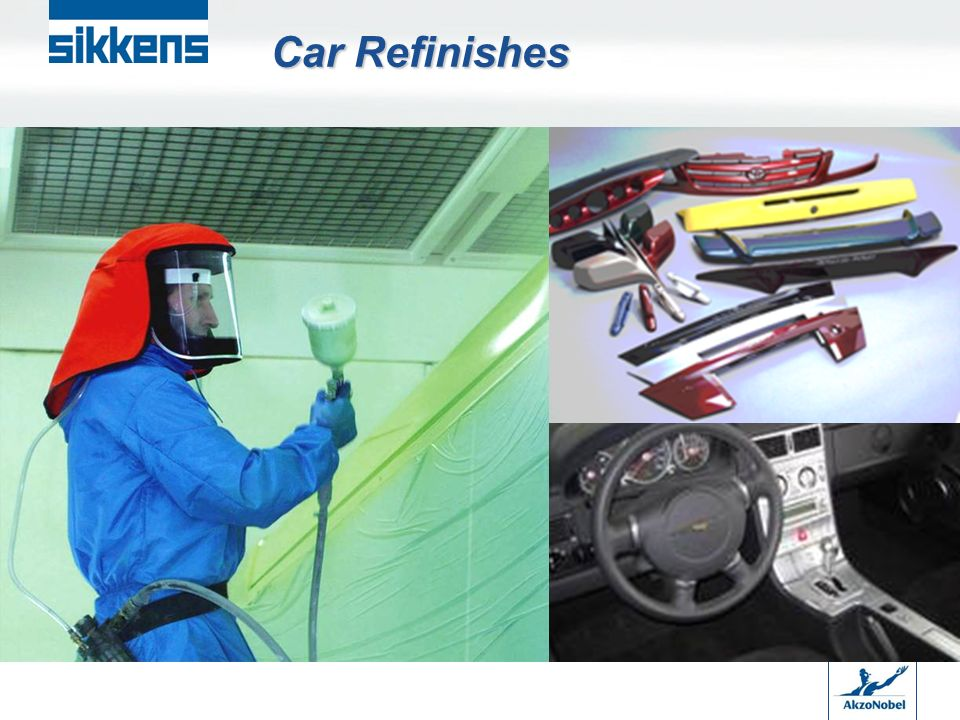 8 Car Refinishes