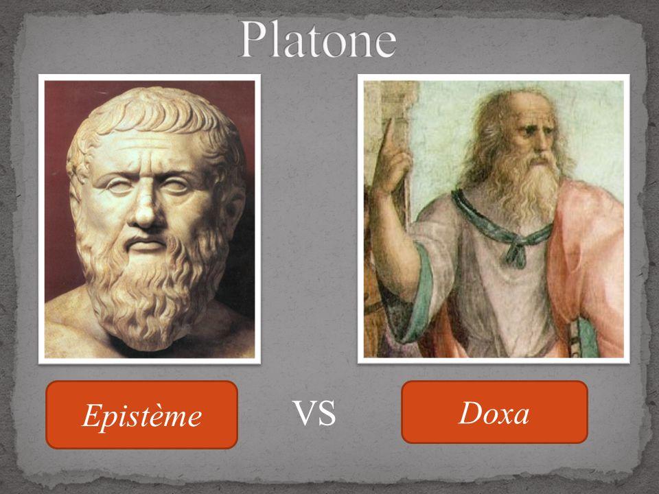 Epistème VS Doxa