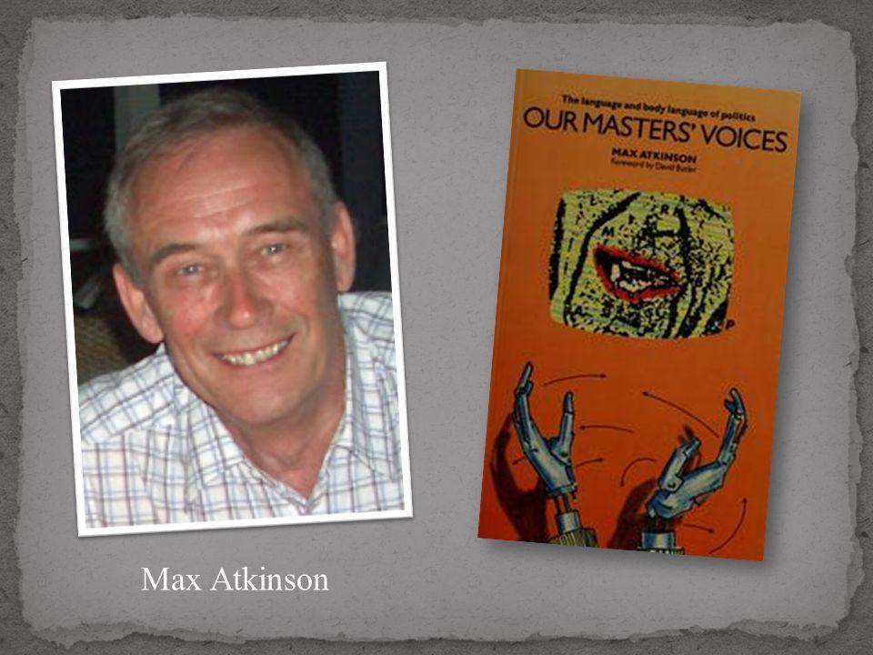 Max Atkinson