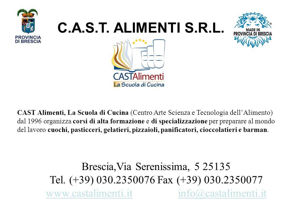 C.A.S.T.ALIMENTI S.R.L.