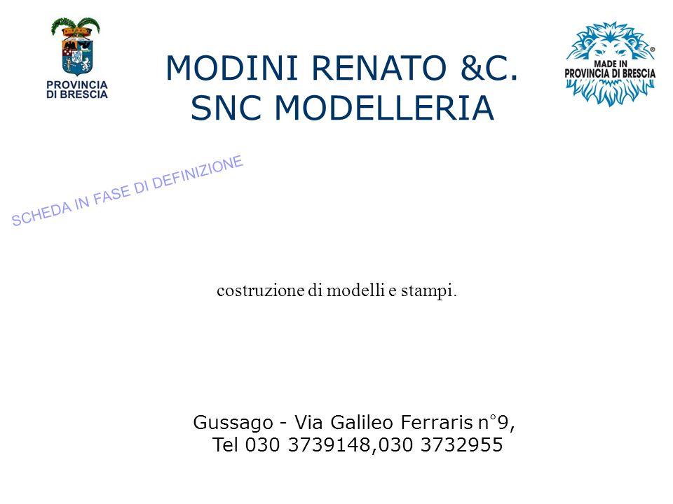 MODINI RENATO &C.