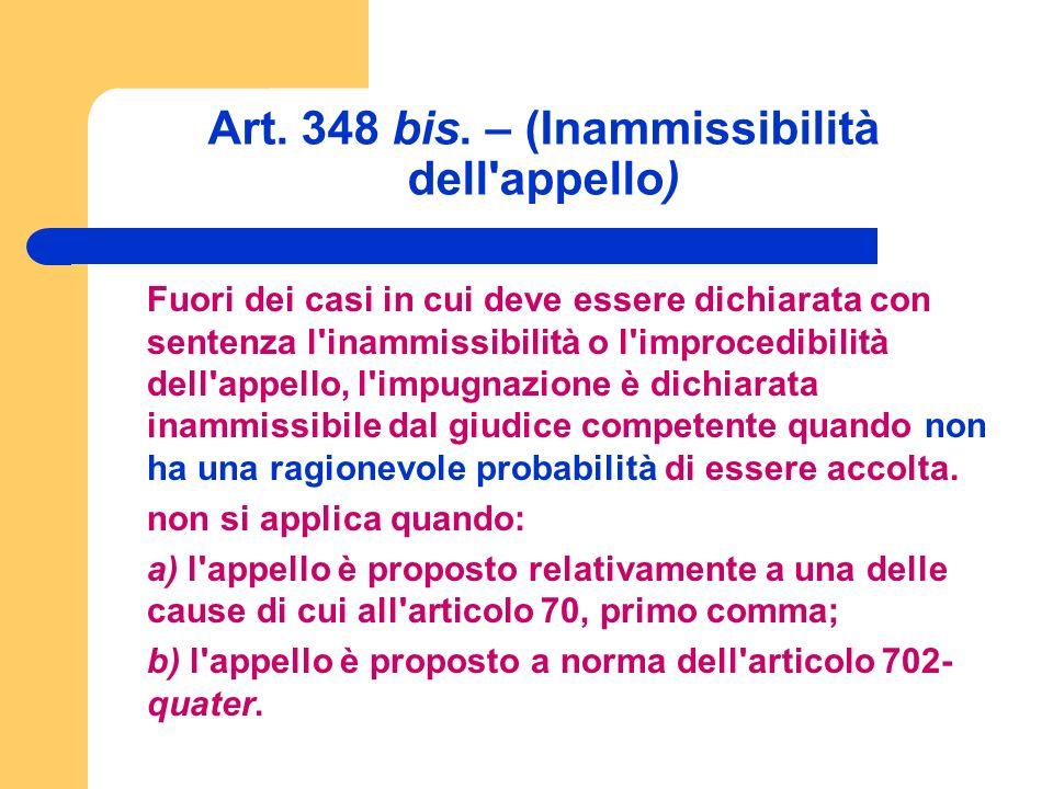 Art. 348 bis.