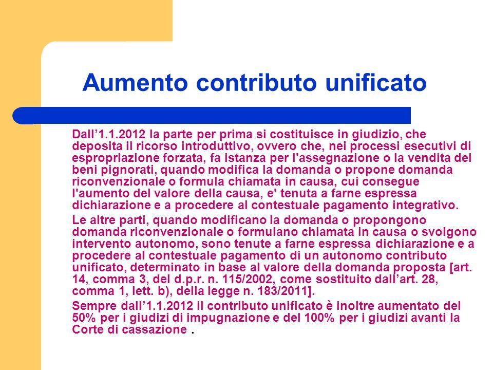 Le novità sul Concordato Preventivo (artt.161 e ss.
