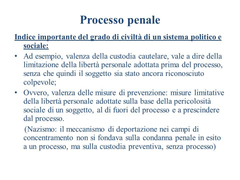 44 La presunzione di non colpevolezza Quaestio iuris valore da attribuire alla formulazione negativa del principio.