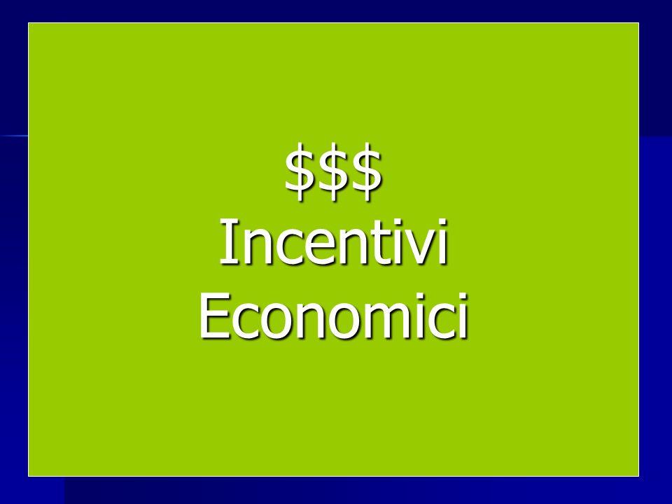 $$$IncentiviEconomici