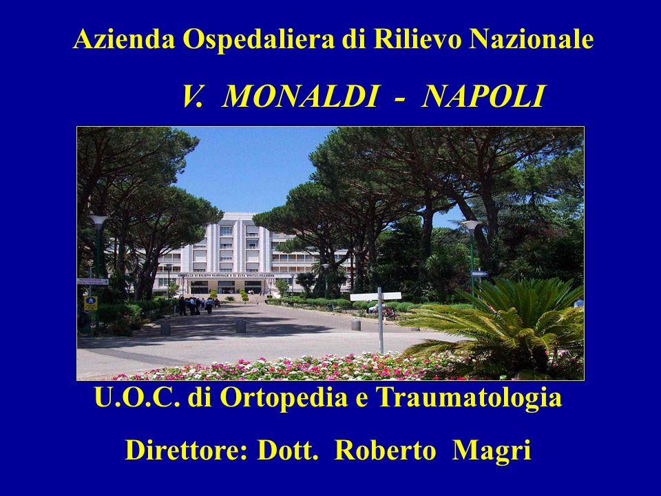 Azienda Ospedaliera di Rilievo Nazionale V.MONALDI - NAPOLI U.O.C.