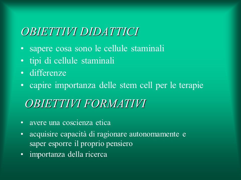 COMPITO 2 - - trapianti di cell.staminali emopoietiche (midollo osseo) - - trapianti di cell.