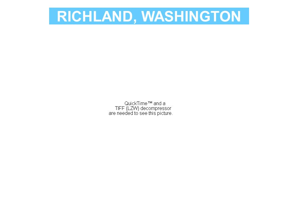 RICHLAND, WASHINGTON
