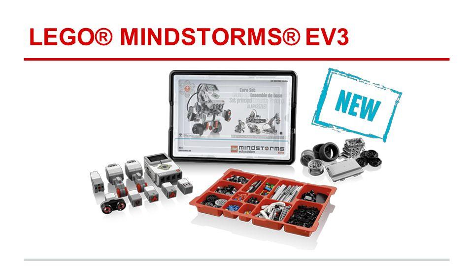 Linea education EV3 Core Set http://education.lego.com/en-us/lego- education-product-database/mindstorms- ev3/45544-lego-mindstorms-education-ev3- core-set