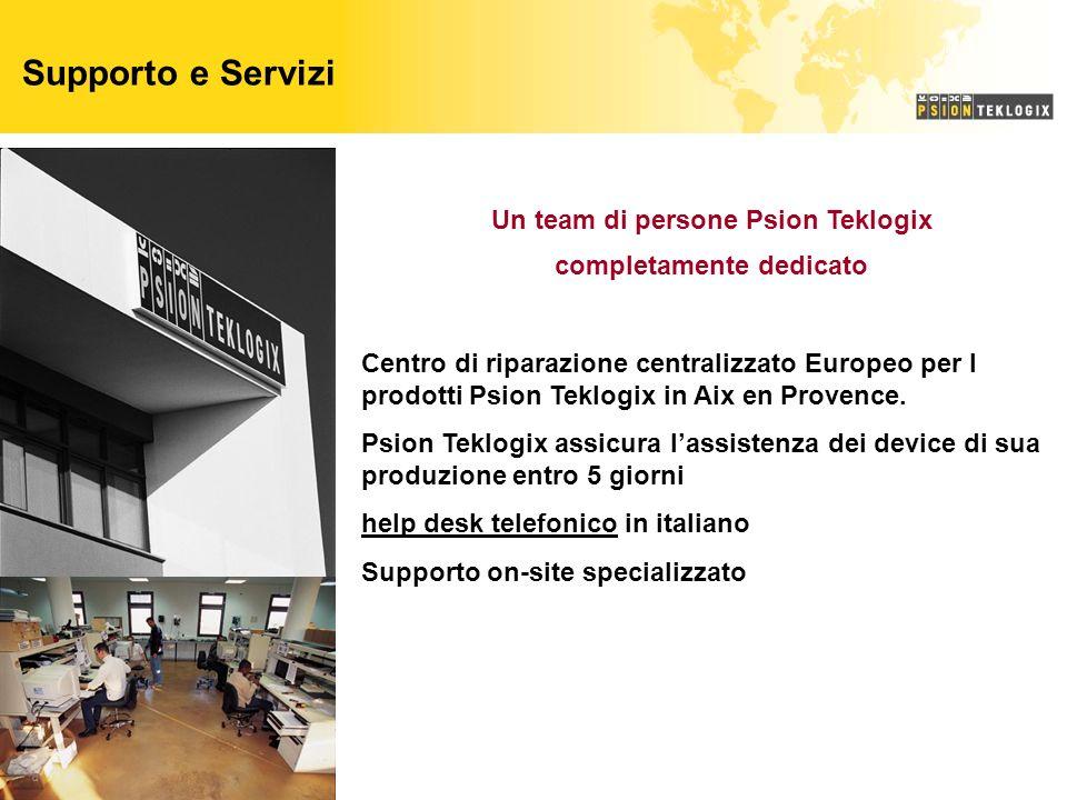 Canale e Strategie Giuseppe Luchesa Managing Director Psion Teklogix Italia S.r.l.