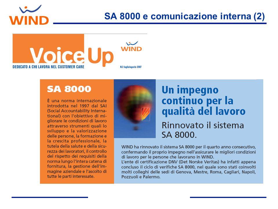 SA 8000 e comunicazione interna (2)