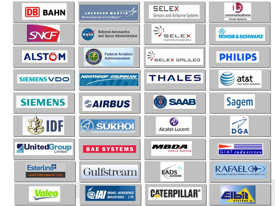 La presenza in Finmeccanica di Telebit 2002 Elettronica, corsi RAM 2004 Sistema Favoweb in Marconi Selenia.