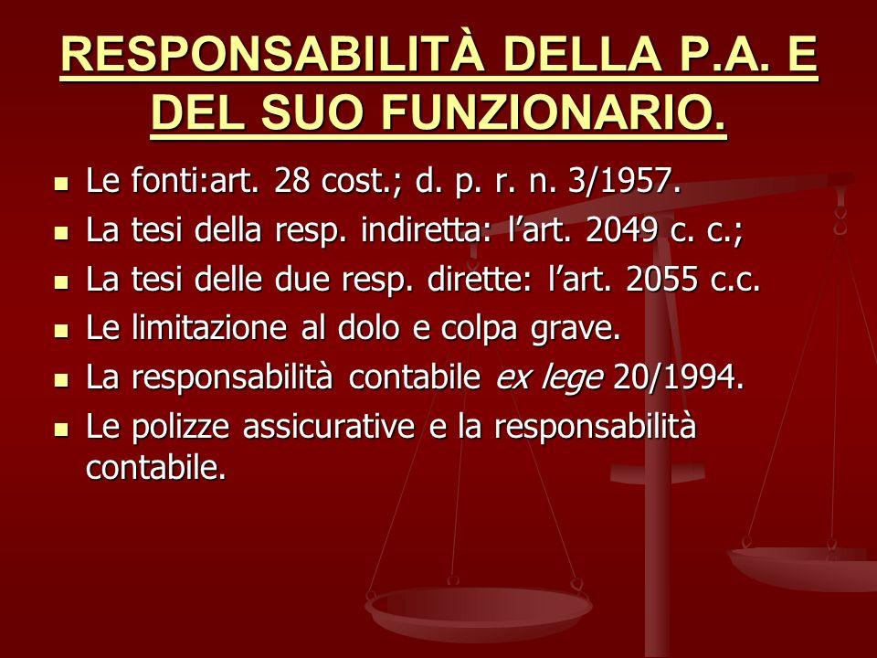 Azione / oggettoGiudice SALUTE e SANITA Lesione diritti incomprimibili: es.