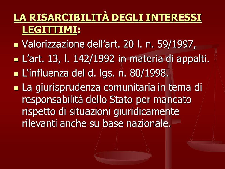 TAR LAZIO di ROMA - SENTENZA 20 marzo 2009, n.2891 1.