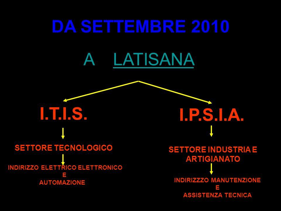 L. PLOZNER 2 DA SETTEMBRE 2010 A LATISANA I.T.I.S.