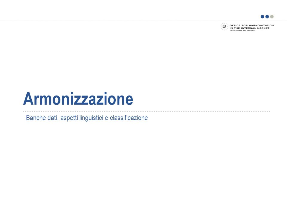 Taxonomy: What are the Benefits? TMclass Attuazione della tassonomia