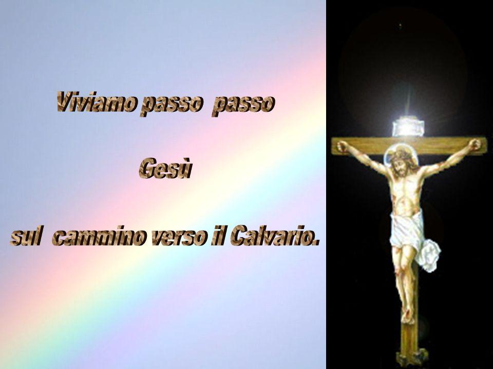 Avanzamento manuale Il Venerdì Santo si celebra il dono che Gesù ha fatto della sua vita e che è il fondamento storico della nostra fede