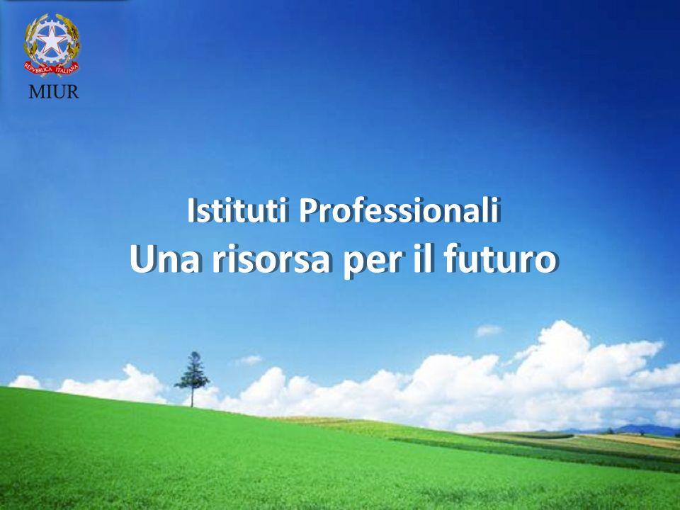 LOGO Istituti Professionali Una risorsa per il futuro