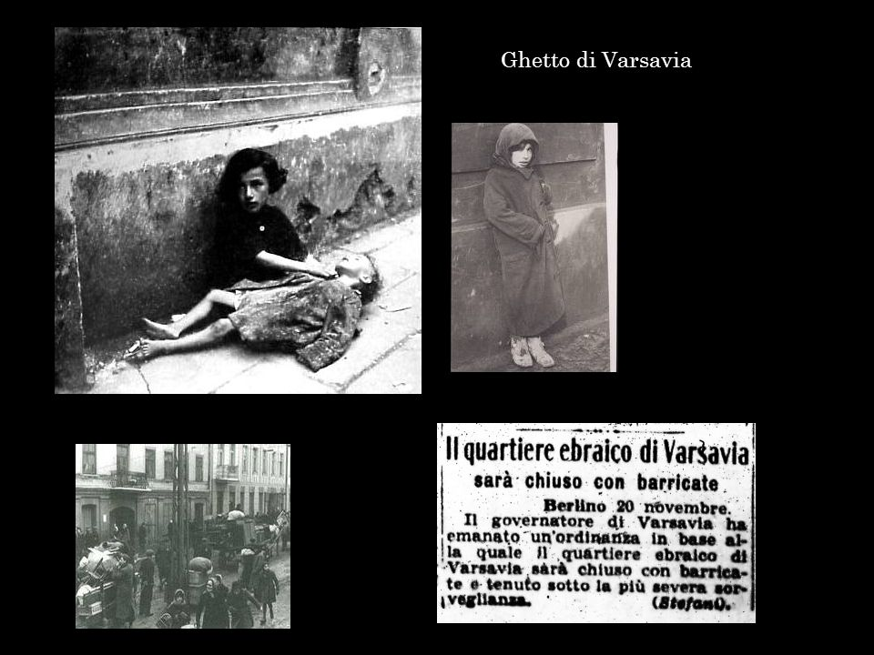 Tessera annonaria del ghetto di Varsavia.