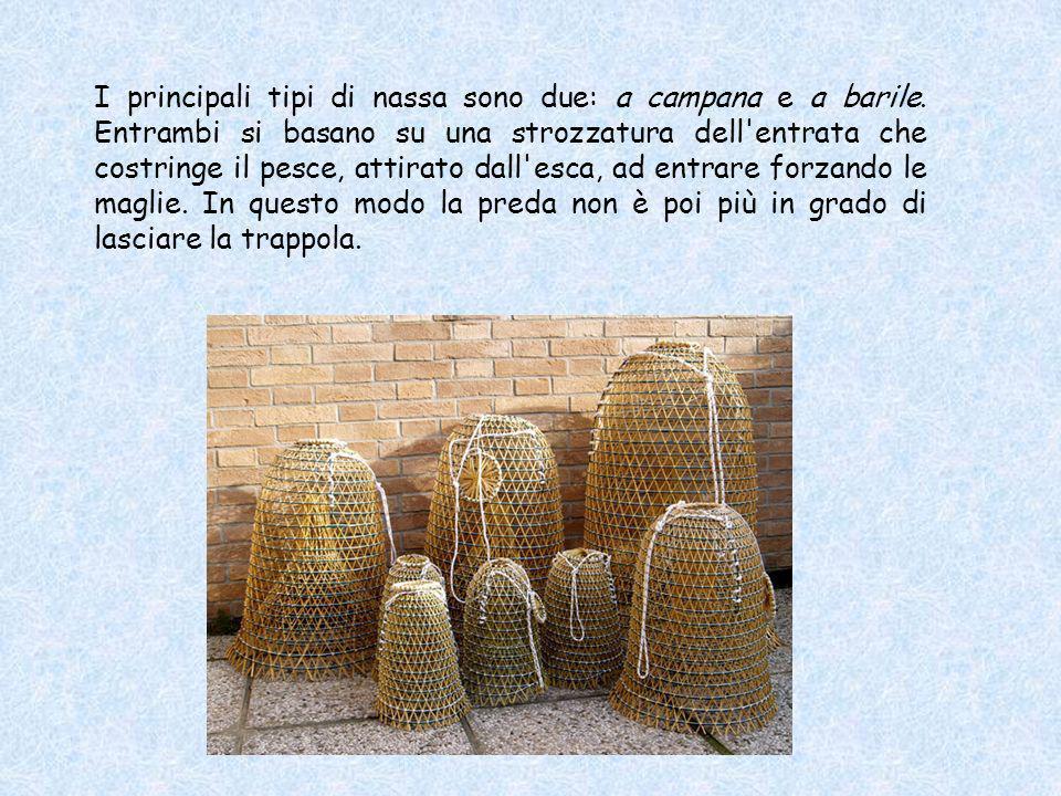 Con nassa si intende un antico attrezzo da pesca. Tuttora impiegato nella pesca tradizionale, ve ne sono diversi tipi, a seconda delle zone e del tipo