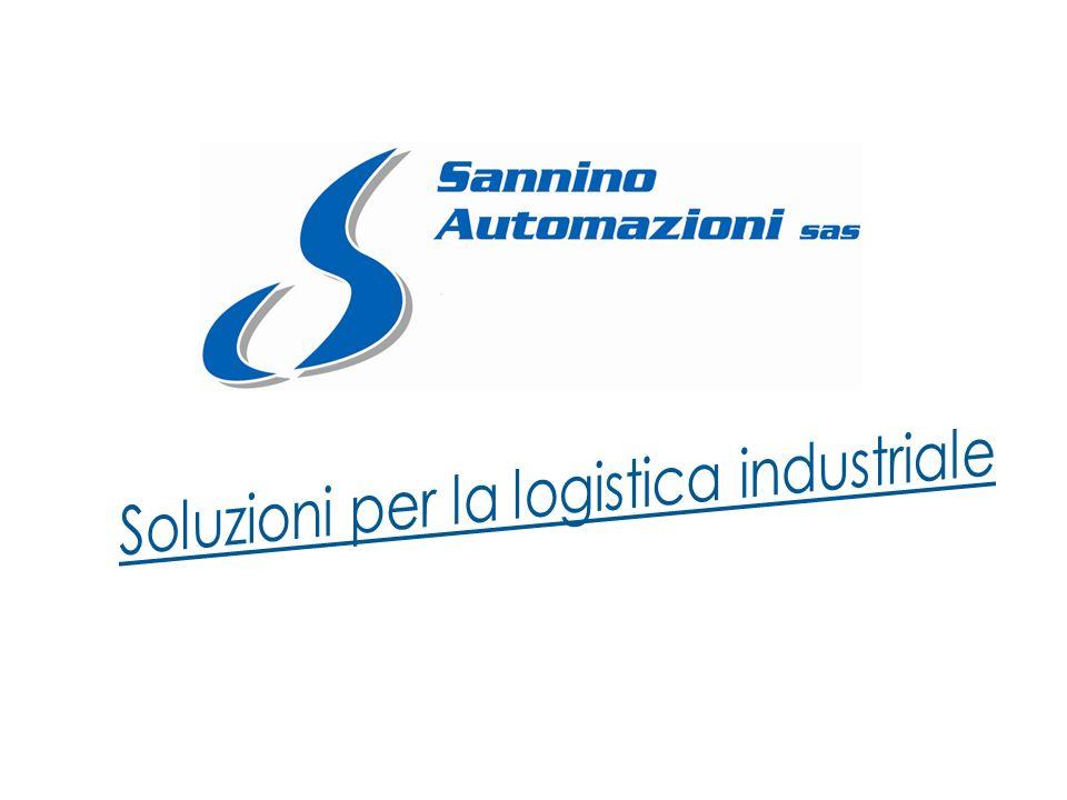 La nostra azienda La Sannino Automazioni, ha maturato un esperienza ventennale nellautomazione industriale, in Italia e in Europa applicata in particolar modo ai magazzini automatici.