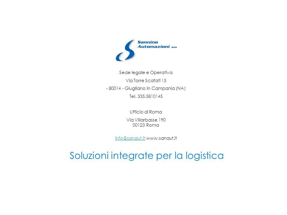 Sede legale e Operativa Via Torre Scafati 15 - 80014 - Giugliano in Campania (NA) Tel. 335.5810145 Ufficio di Roma Via Villarbasse 190 00123 Roma info