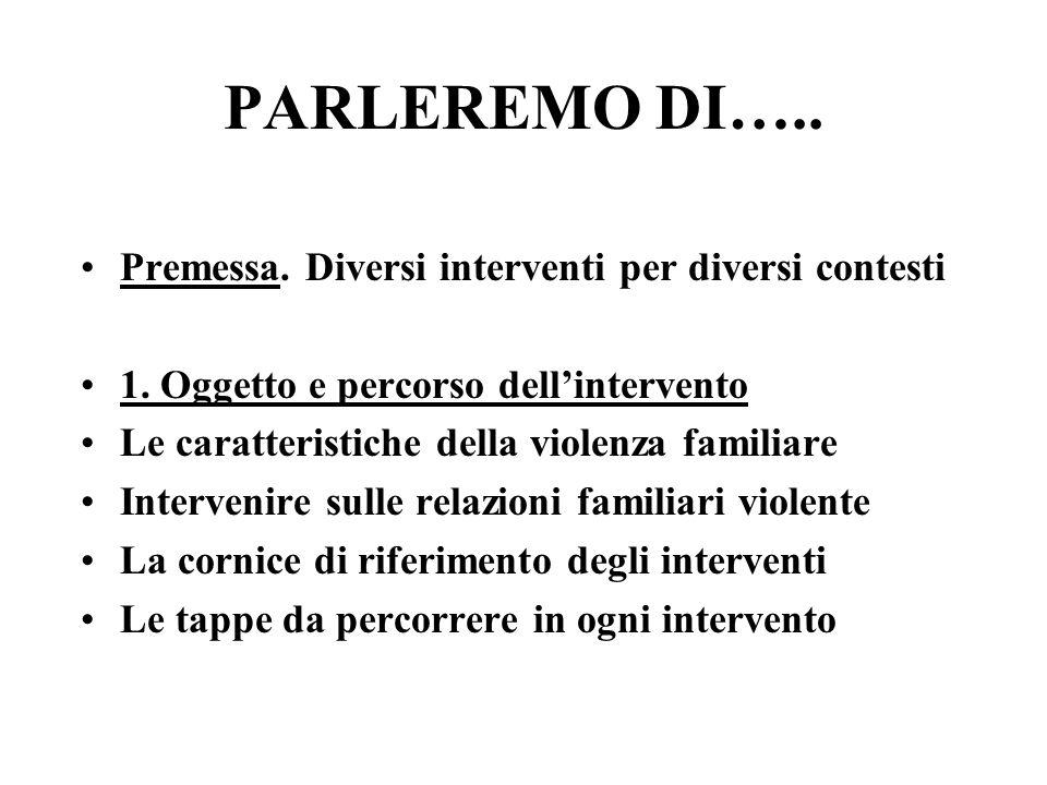 PARLEREMO DI….2.