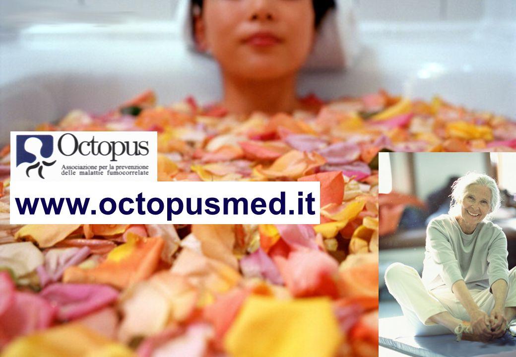 OCTOPUS – Stress ossidativo e medicina preventiva 25 www.octopusmed.it