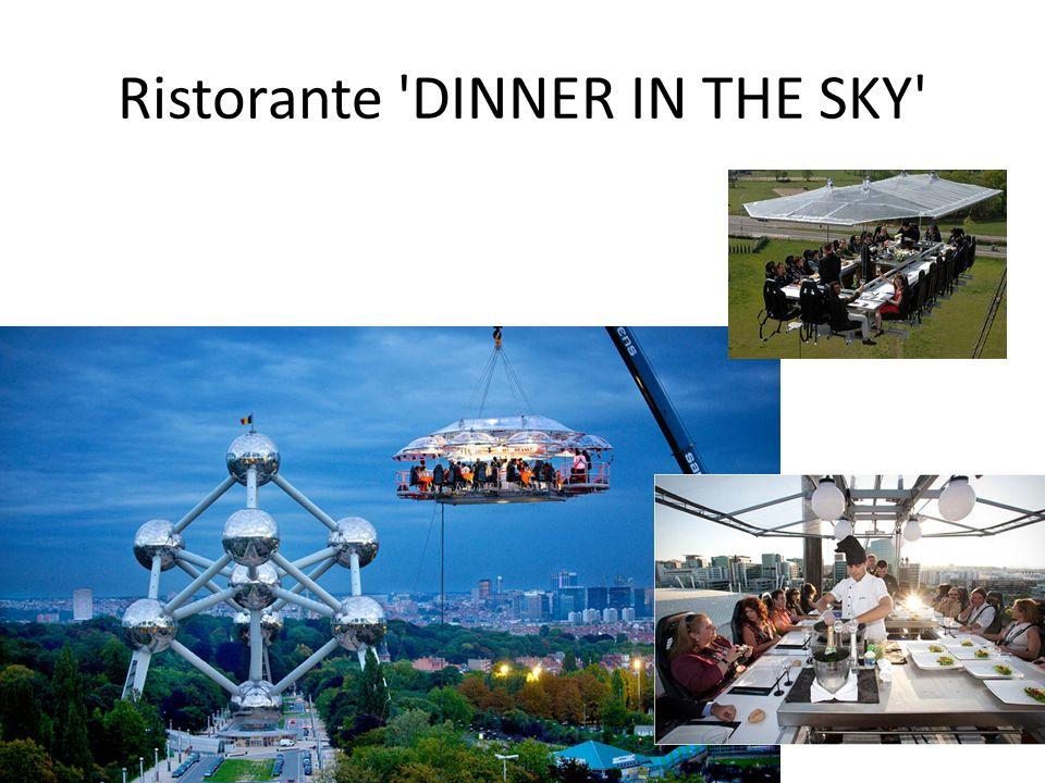 Ristorante 'DINNER IN THE SKY'